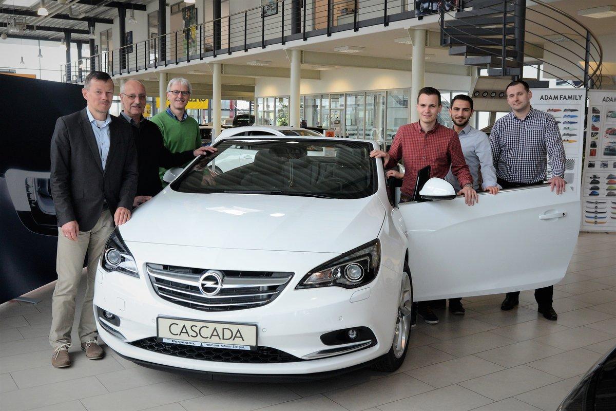 autohaus borgmann: volle fahrt voraus mit sieben neuen modellen