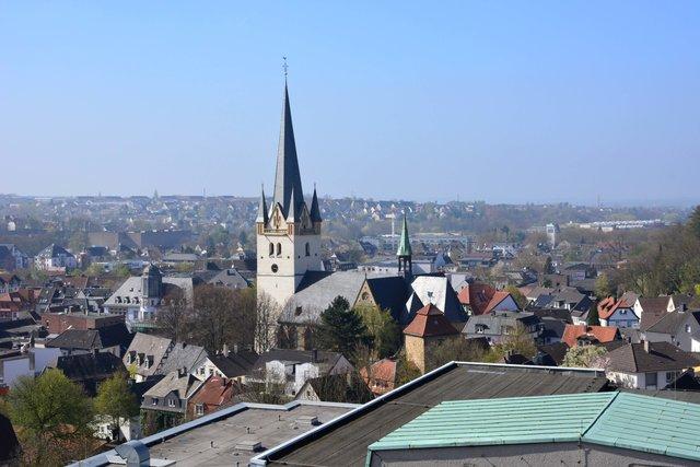 Girl aus Menden (Sauerland)