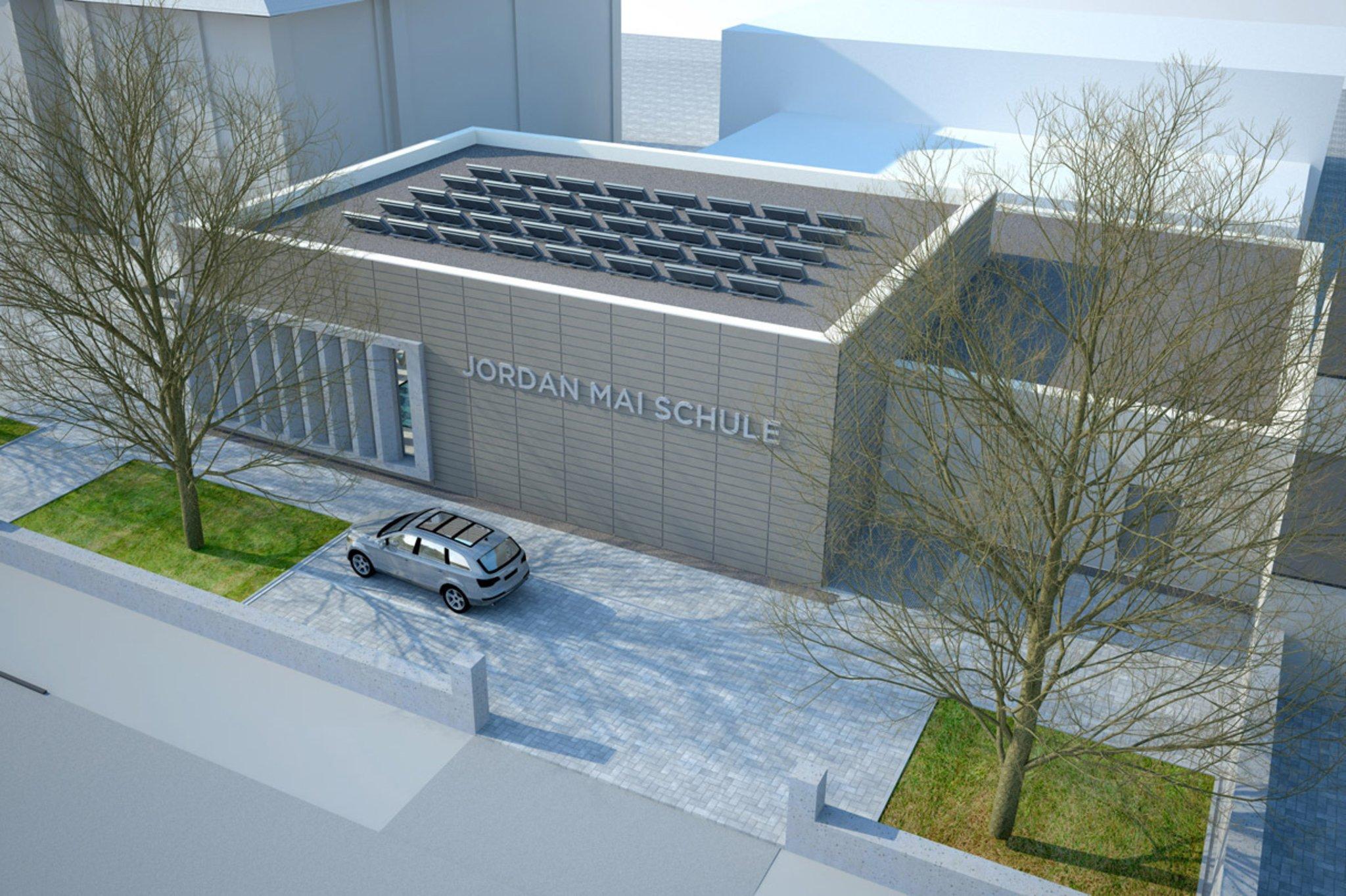Bistum baut bewegungsbad an der jordan mai schule for Schwimmbad mulheim an der ruhr