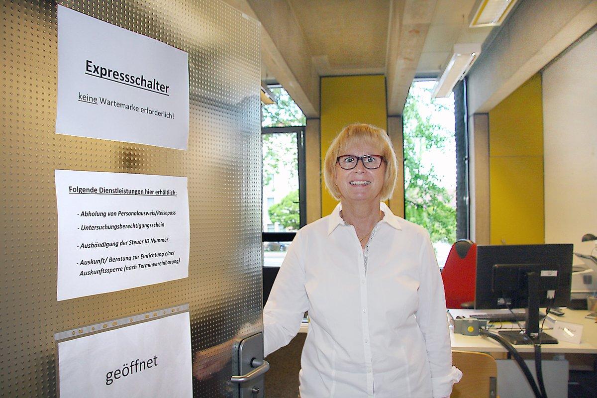 Bürgerbüro Alles Schneller Dank Express Schalter Castrop Rauxel
