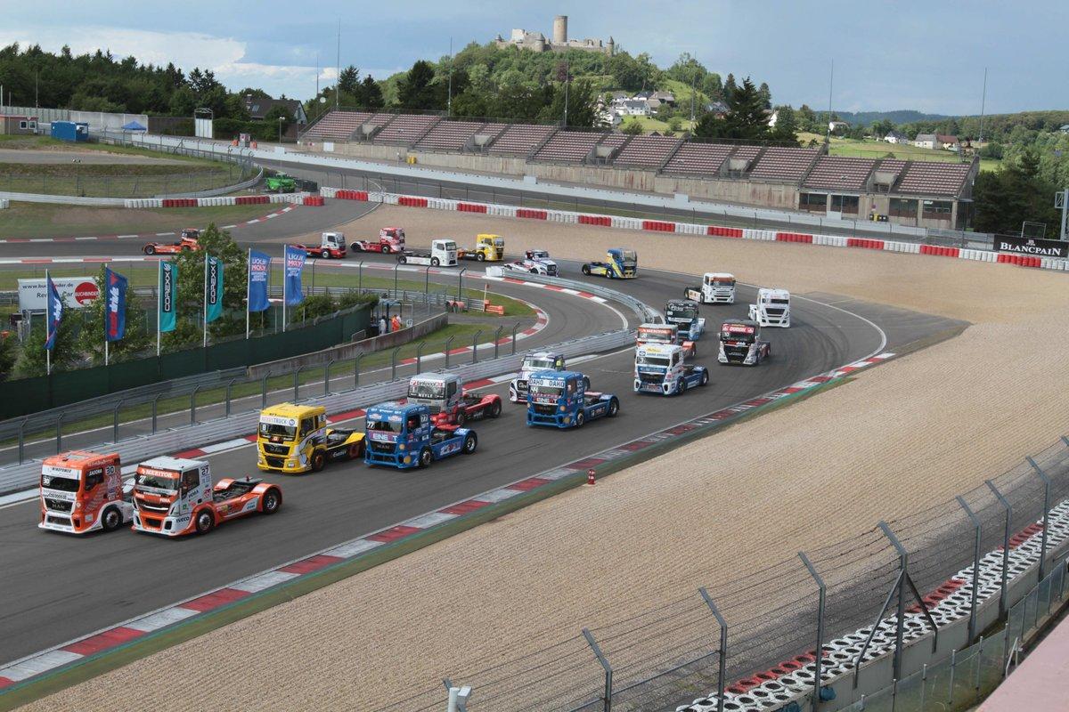 32 Int Adac Truck Grand Prix Nürburgring 2017 Duisburg