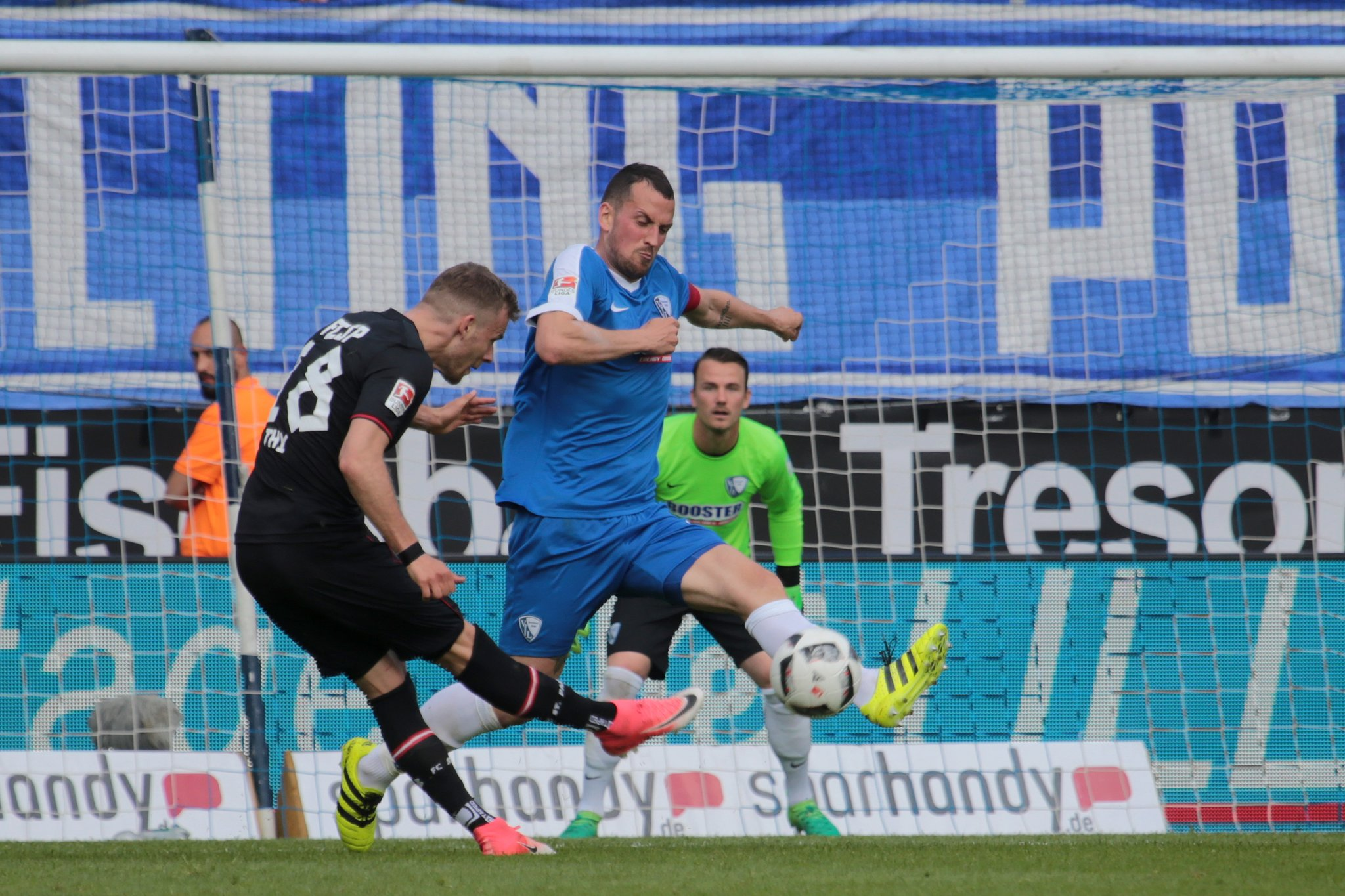 Vfl Bochum Gegen St Pauli