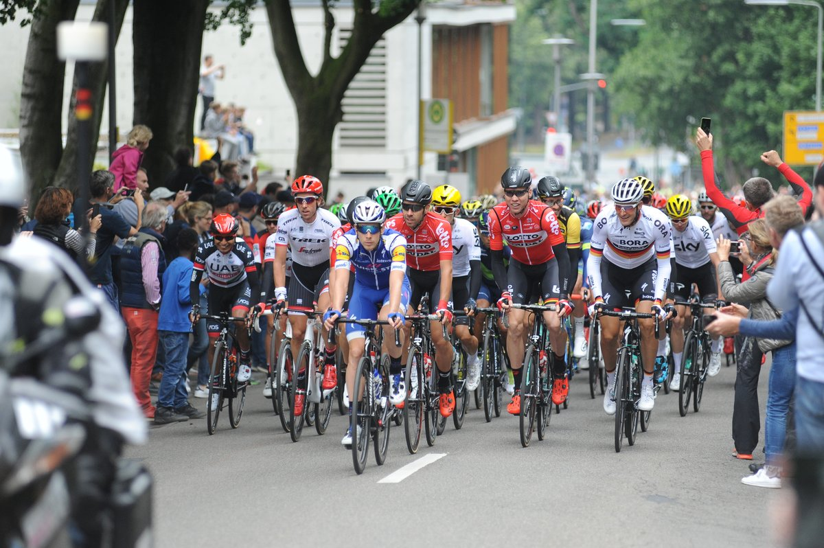 Tour De France In Düsseldorf 2 Etappe Düsseldorf