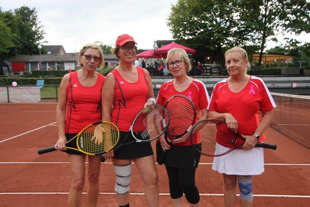 Die wichtigste Basis des Tennis Ladies Cup, die