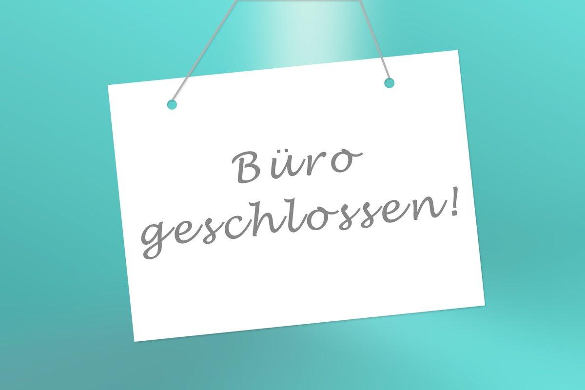 Info Buro Geschlossen Wetter Ruhr