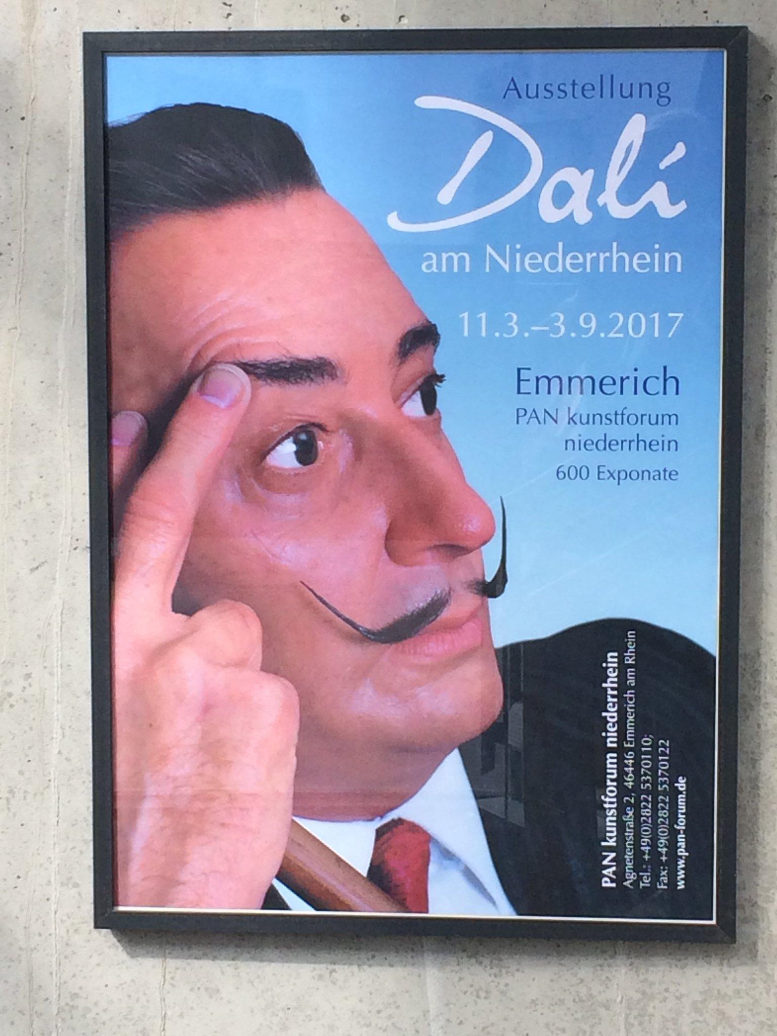 Dali Ausstellung Emmerich Ein Besuch Der Sich Lohnt Kleve