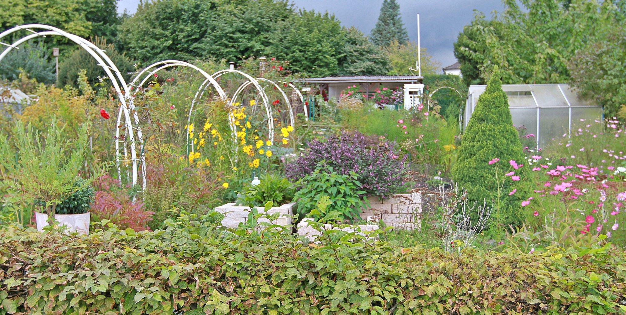 Lebensfreude Im Kleingarten Kga Auf Der Sonnenseite Unna