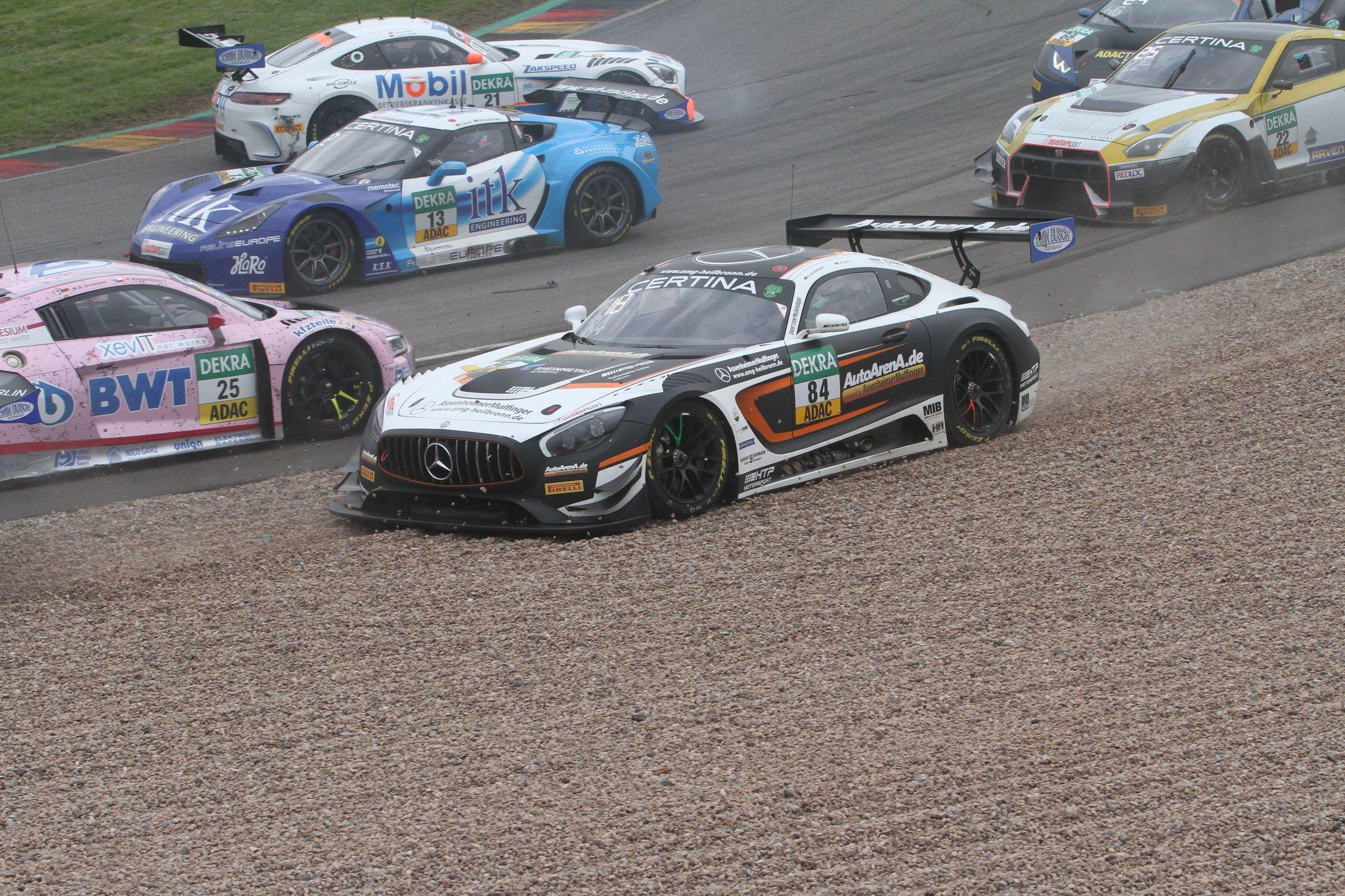Maximilian Götz belegt Platz zwei auf dem Sachsenring bei