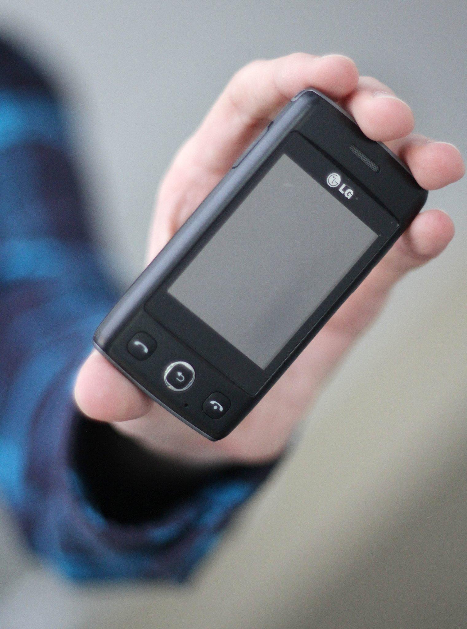 Alte Handys Abgeben