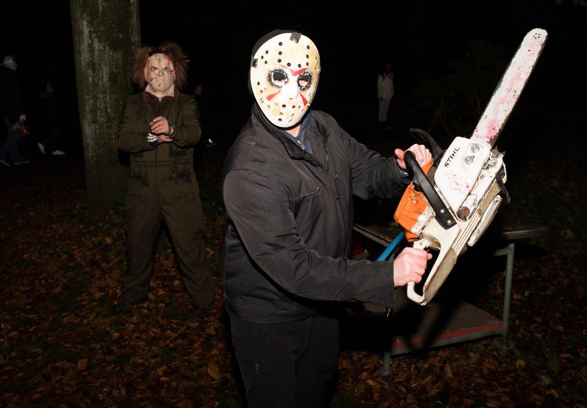 Der absolute Horror im Südpark, Freddy Krüger war unterwegs - Lünen