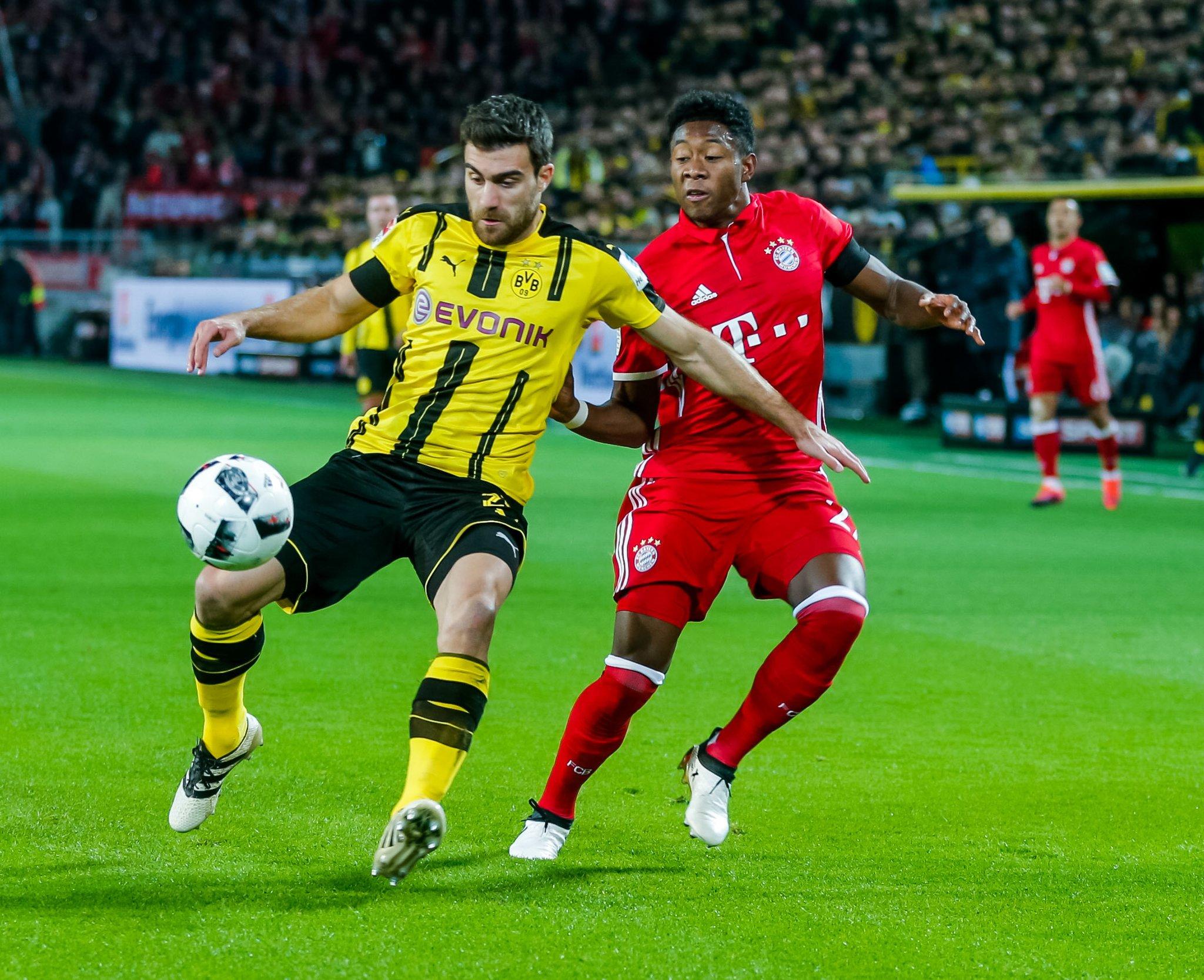 Wo Wird Bayern Gegen Dortmund übertragen