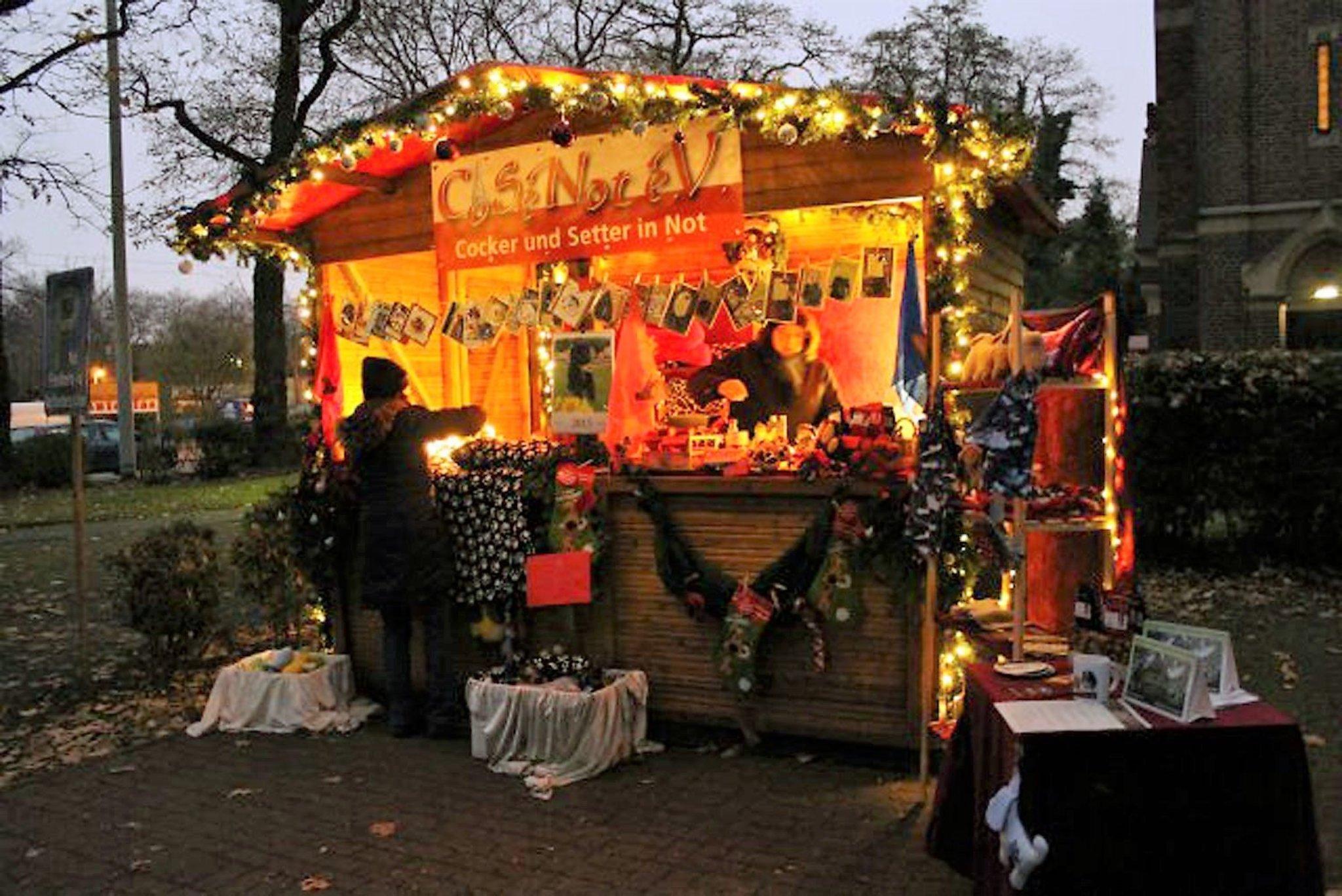 Adventsmärkte und -basare in der ganzen Stadt - Besonders ...