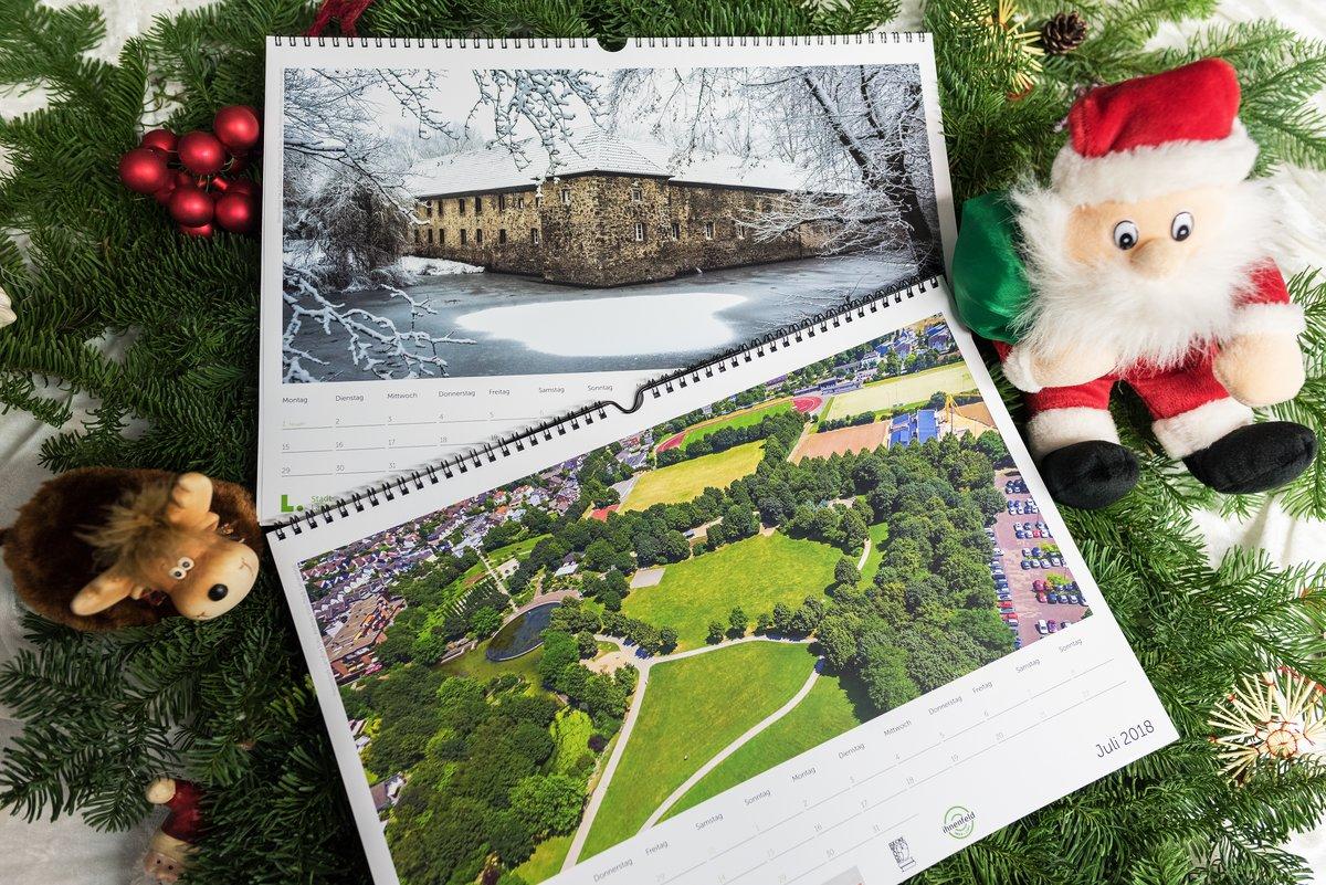 Langenfelder Jahreskalender 2018 - Langenfeld (Rheinland)