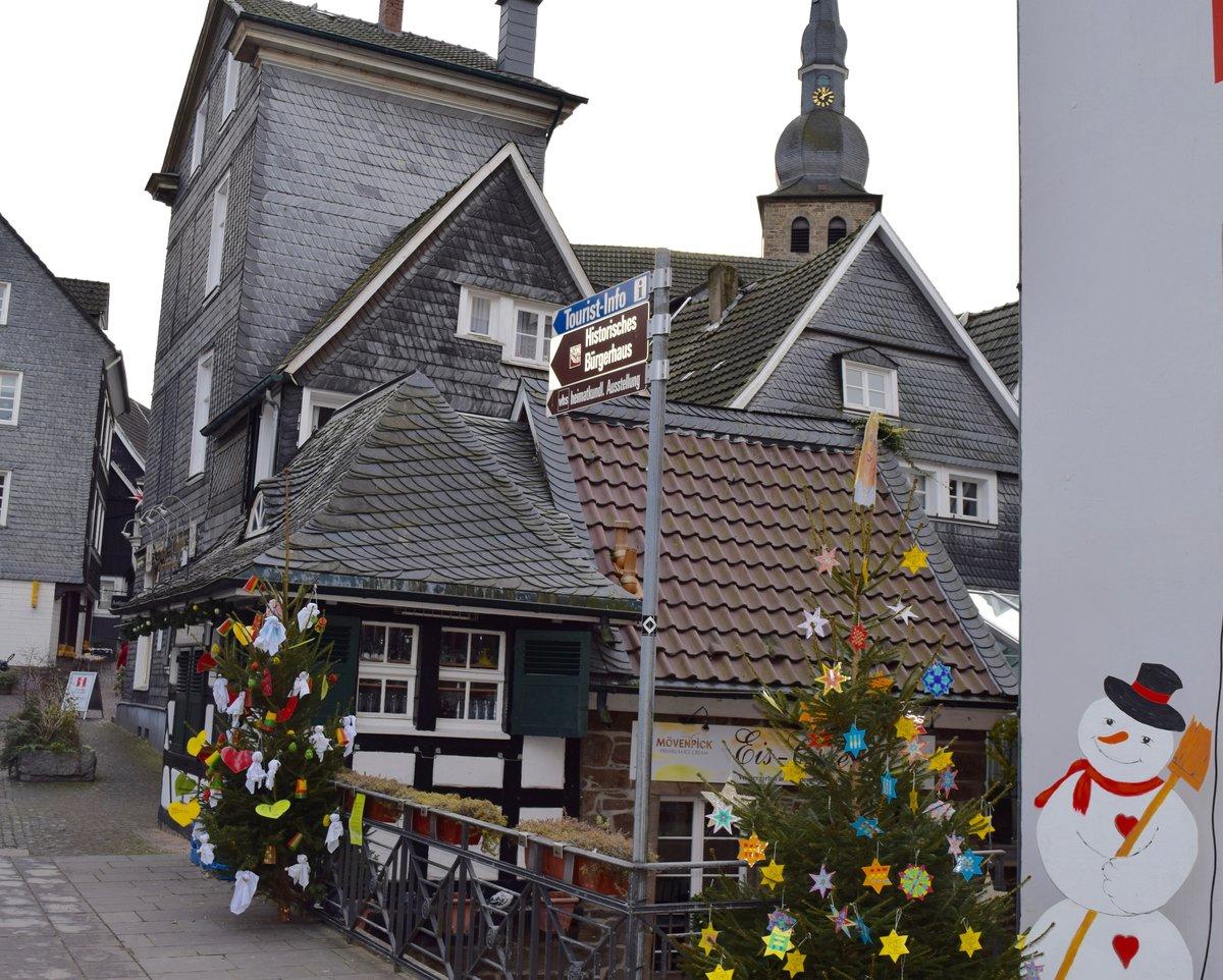 In Langenberg weihnachtet es! - Velbert-Langenberg