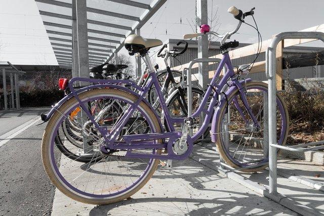 Fahrradstander Thema