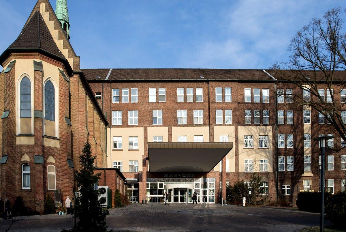 Rettung für das St. Josef-Hospital - Die KKEL wird Teil des ...