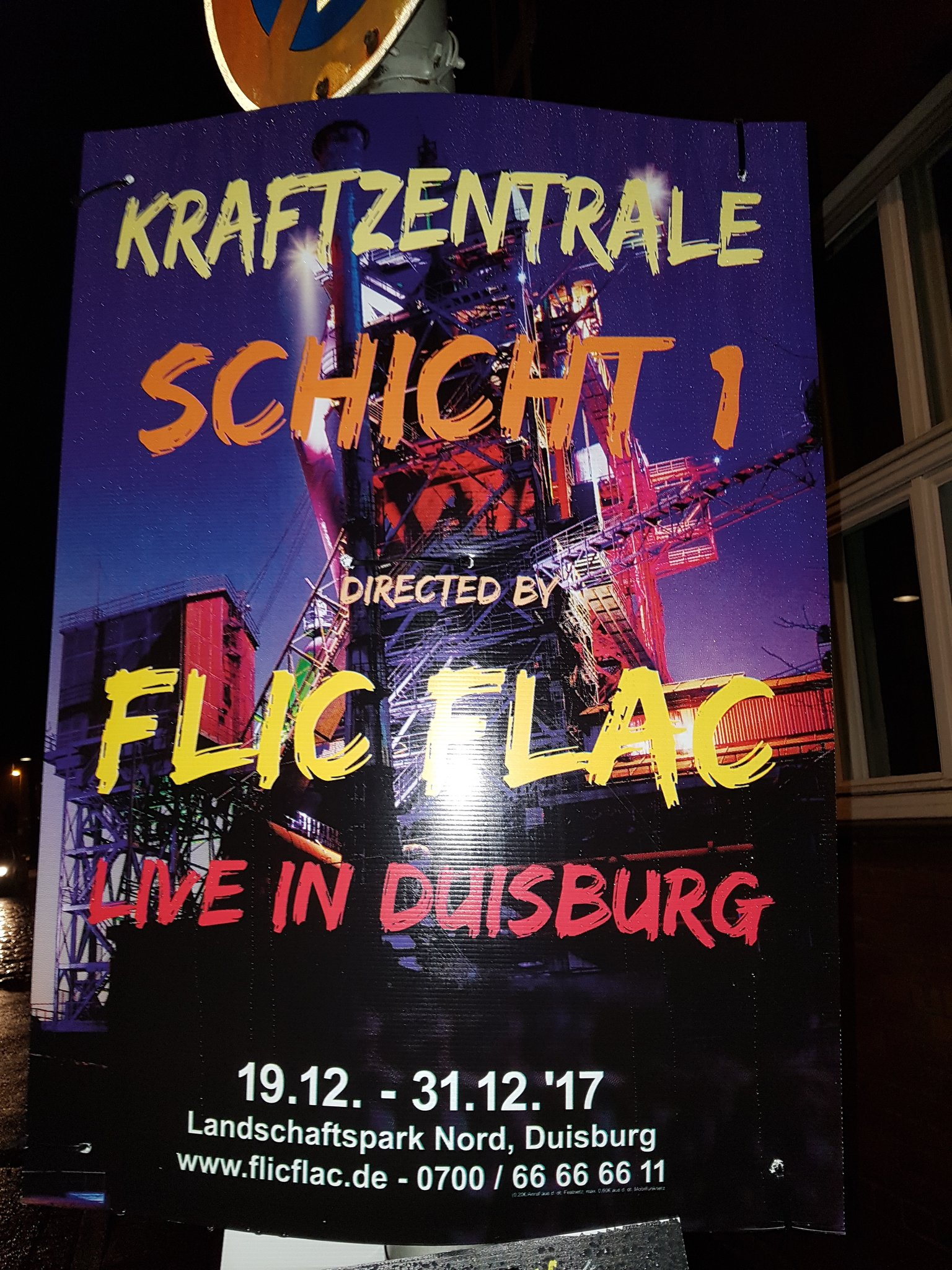 Zirkus flic flac 2020
