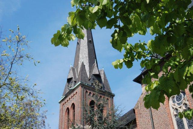 Katholische Gottesdienste zum Jahreswechsel - Oberhausen