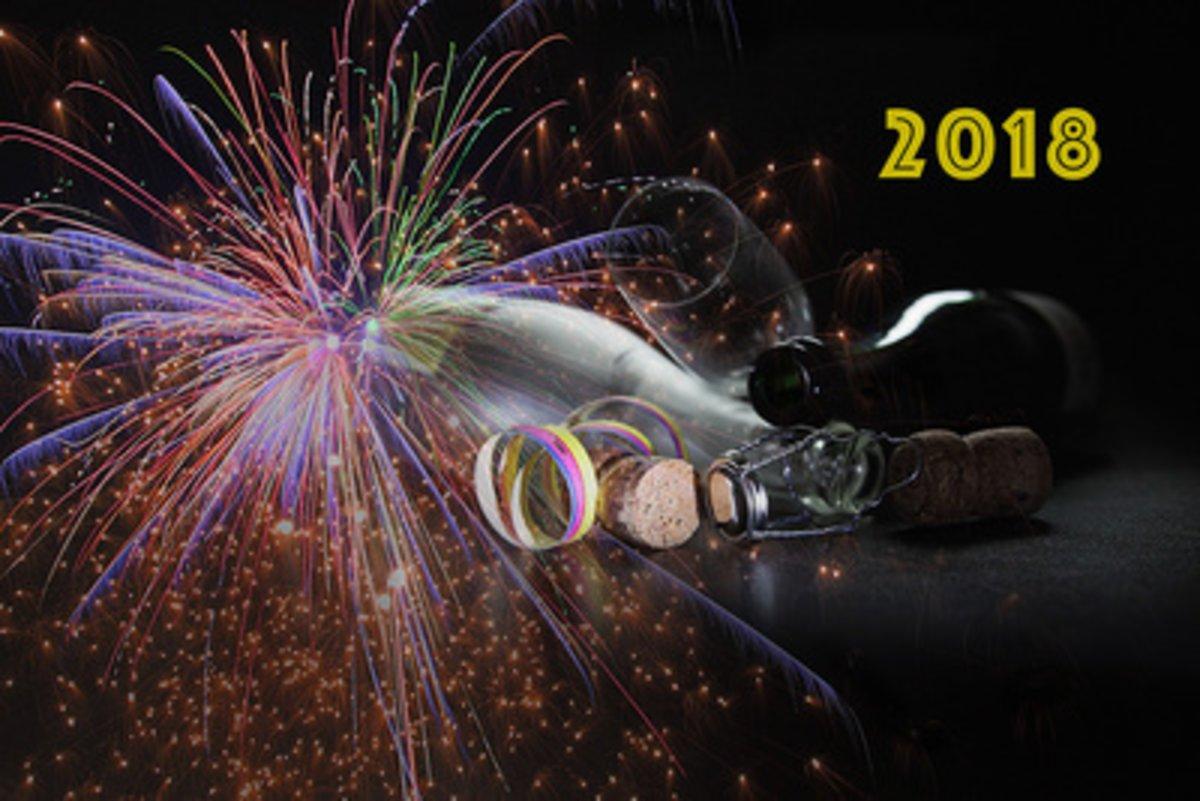 Euch und Ihnen Allen ein Friedvolles, Gesundes und Frohes Neues Jahr ...