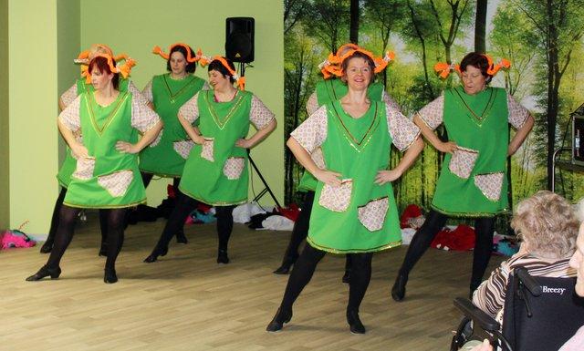 Karnevalsfeier im Wickeder Seniorenhaus Lucia - Dortmund-Ost