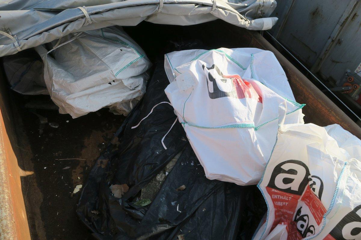Gemeinsame Asbest – die oft unerkannte Gefahr – richtig entsorgen - Oberhausen #DA_76
