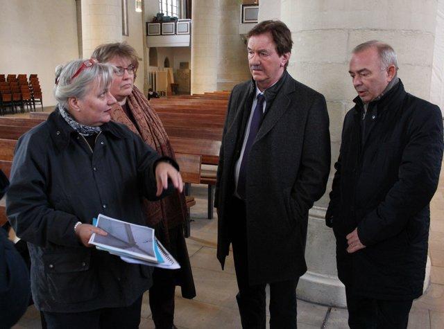heiß seeling original klassisch beliebt kaufen Die Kirche braucht eine Anstrengung aller in der Stadt