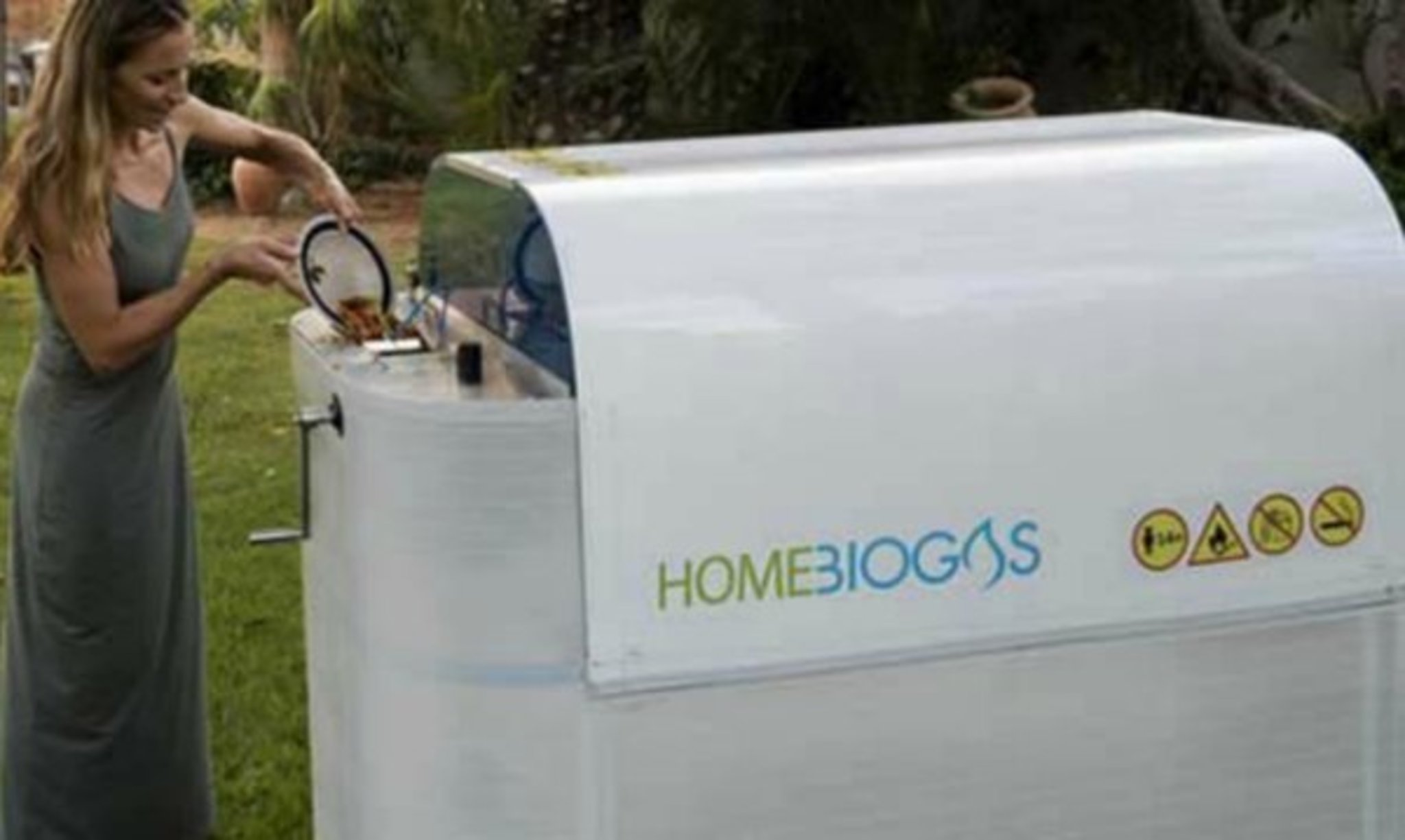 Berühmt Mini Biogas Anlage wird zum Internet Hit - Was kosten Heim Biogas #HU_93