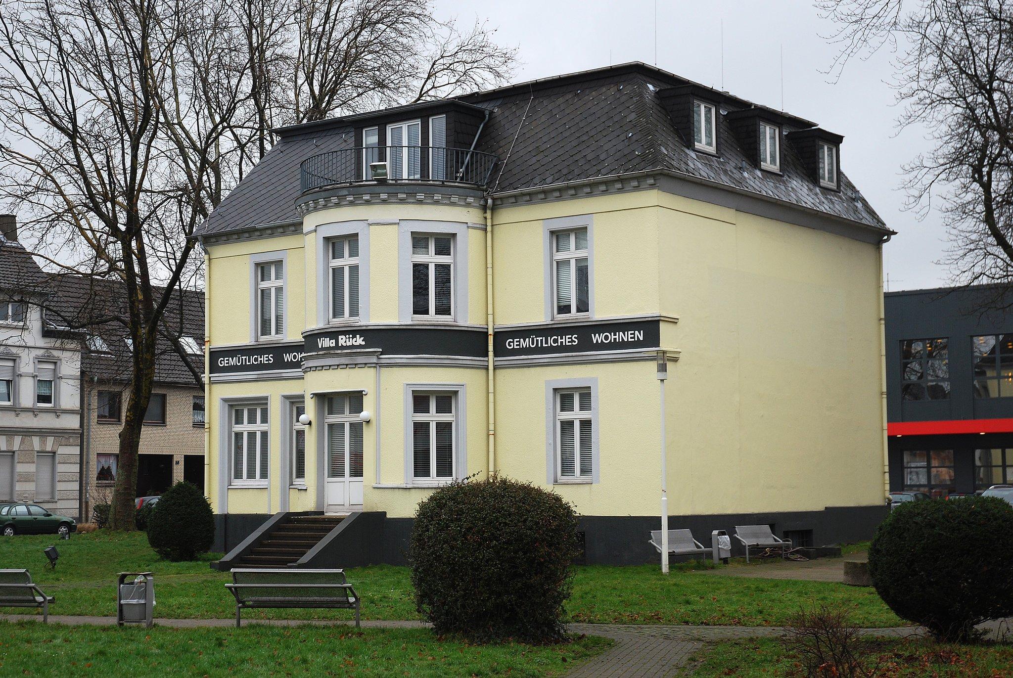 Forum Zur Zukunft Des Schladviertels Oberhausen