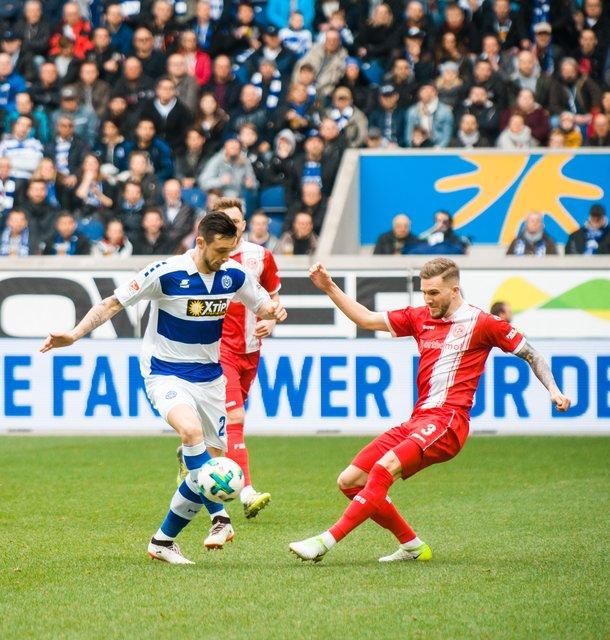 Duisburg Gegen DГјГџeldorf