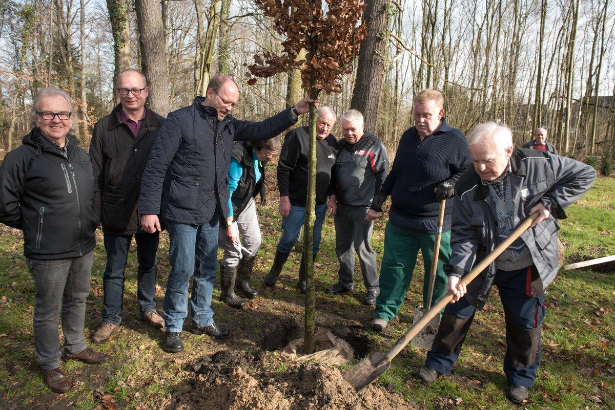 Europa wächst, zumindest im Südpark - Lünen