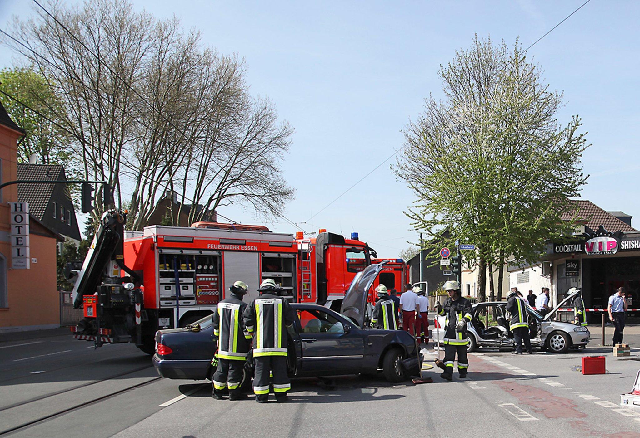 Tödlicher Unfall Essen Borbeck