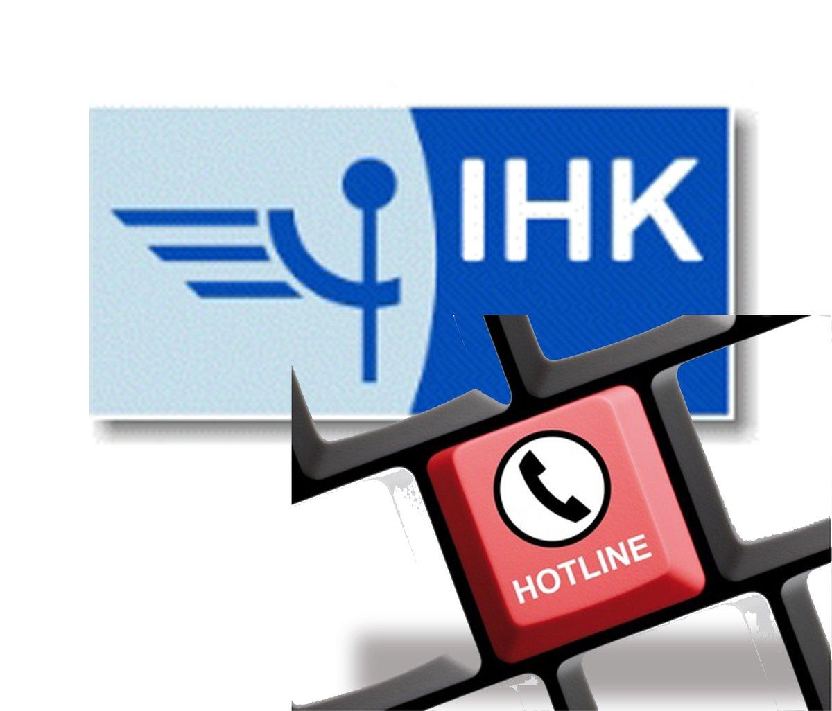 Ihk Hotline Am 29 Mai Bewerbungstipps Mit Hauptschulabschluss In