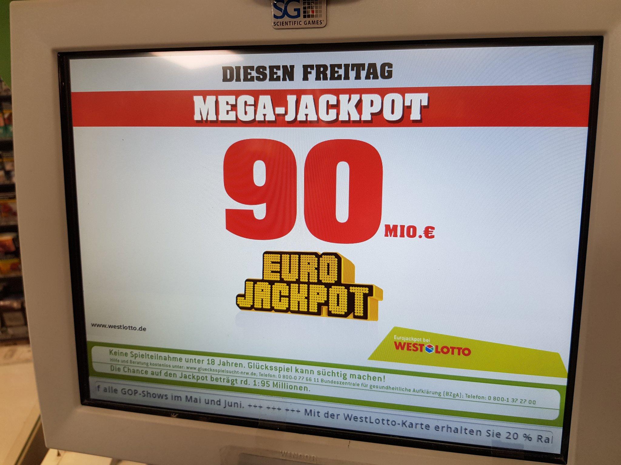 Auslosung Eurojackpot