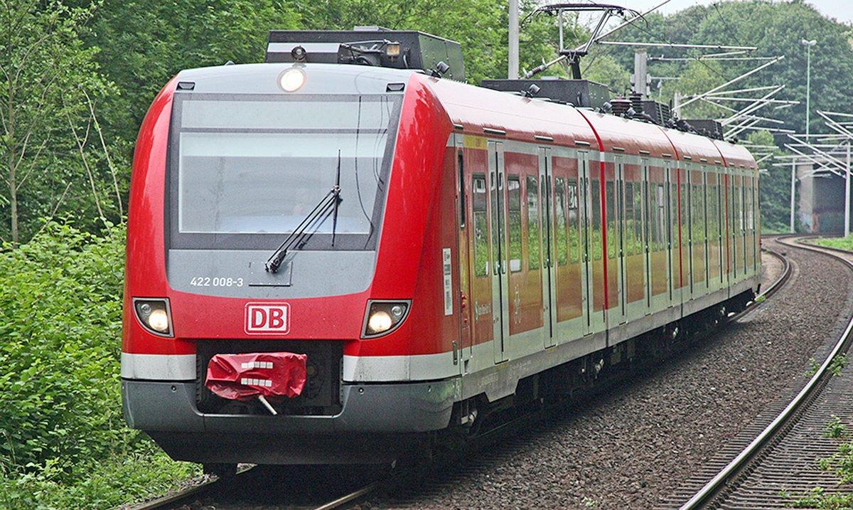 Streckensperrung Zwischen Dortmund Und Hamm Kamen