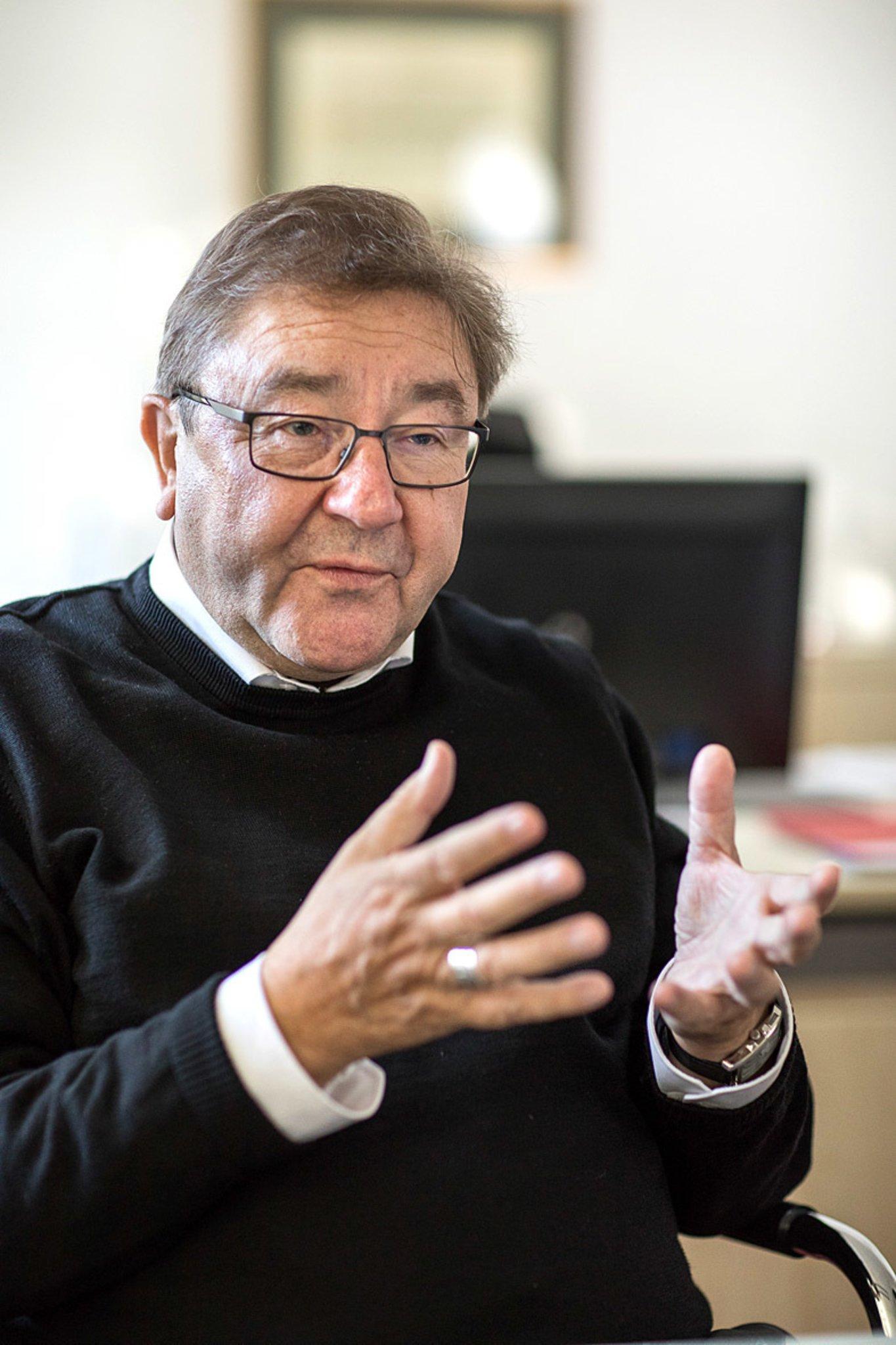 Weihbischof Wird 70 Gelsenkirchen