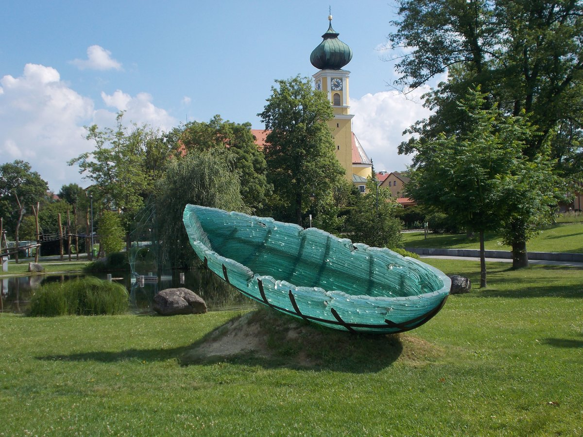 Die Glasernen Garten Von Frauenau Glaskunst Im Bayerwald Duisburg