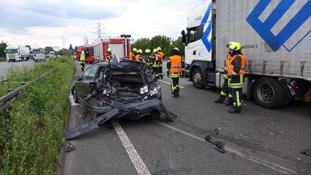Unfall Auf Der A3