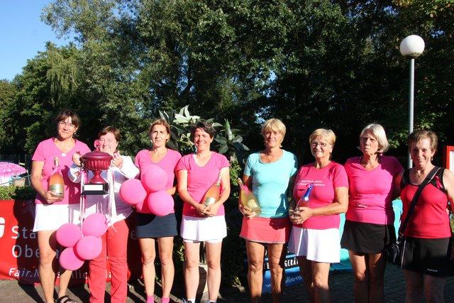 Der Samstag war Finaltag des Tennis Ladies Cup. SFK sagt
