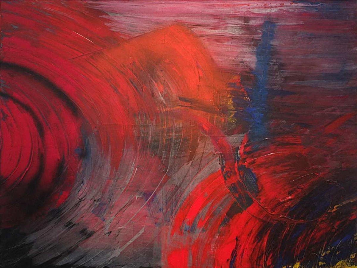 Hartmut F. K. Gloger - Rote Sonne