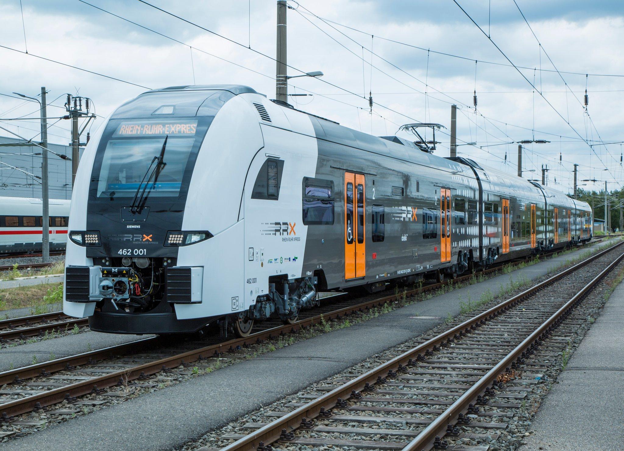 Rhein Ruhr Express