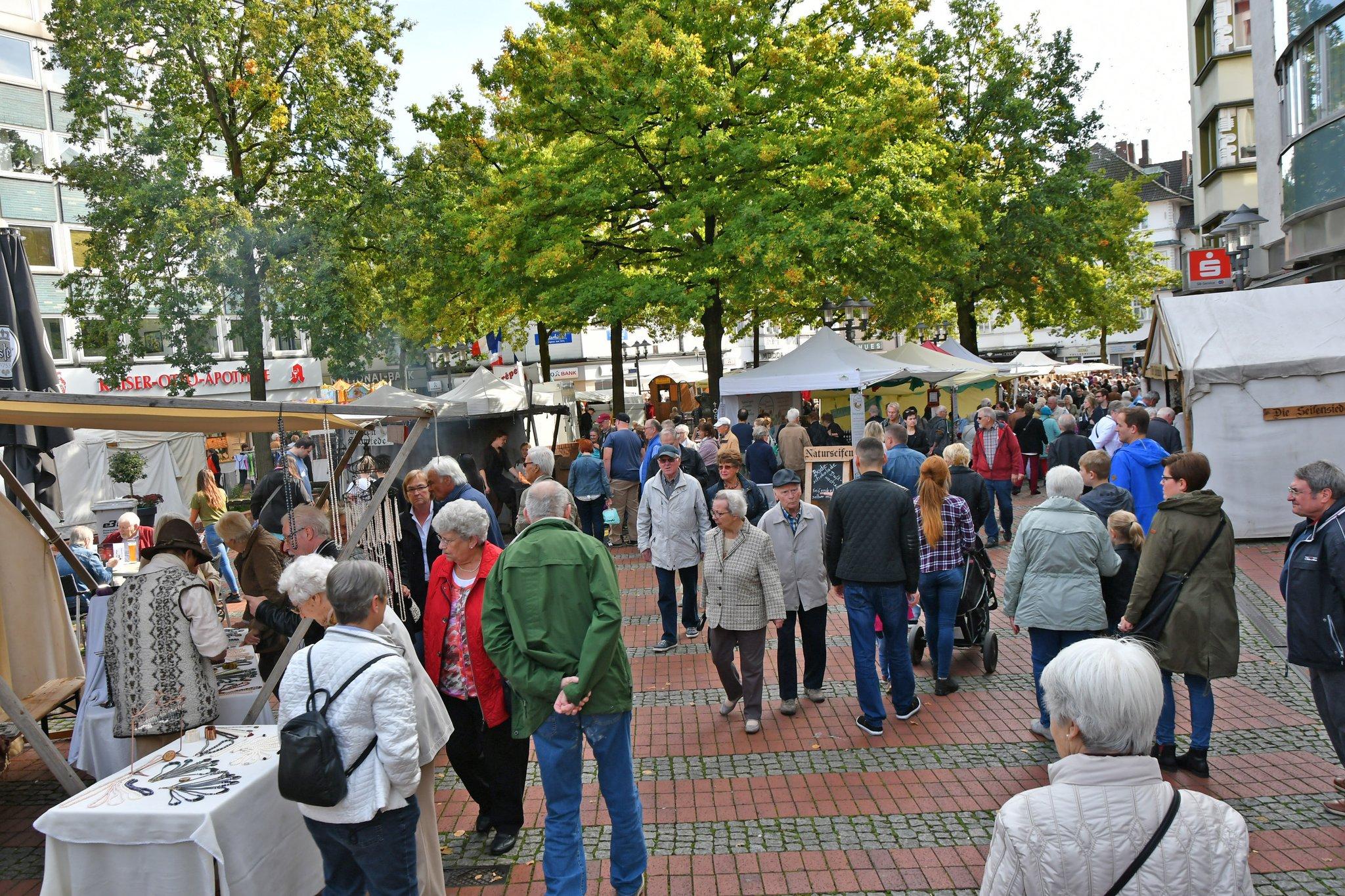 mittelalterliches steele historischer handwerkermarkt am 6 und 7 oktober essen steele. Black Bedroom Furniture Sets. Home Design Ideas