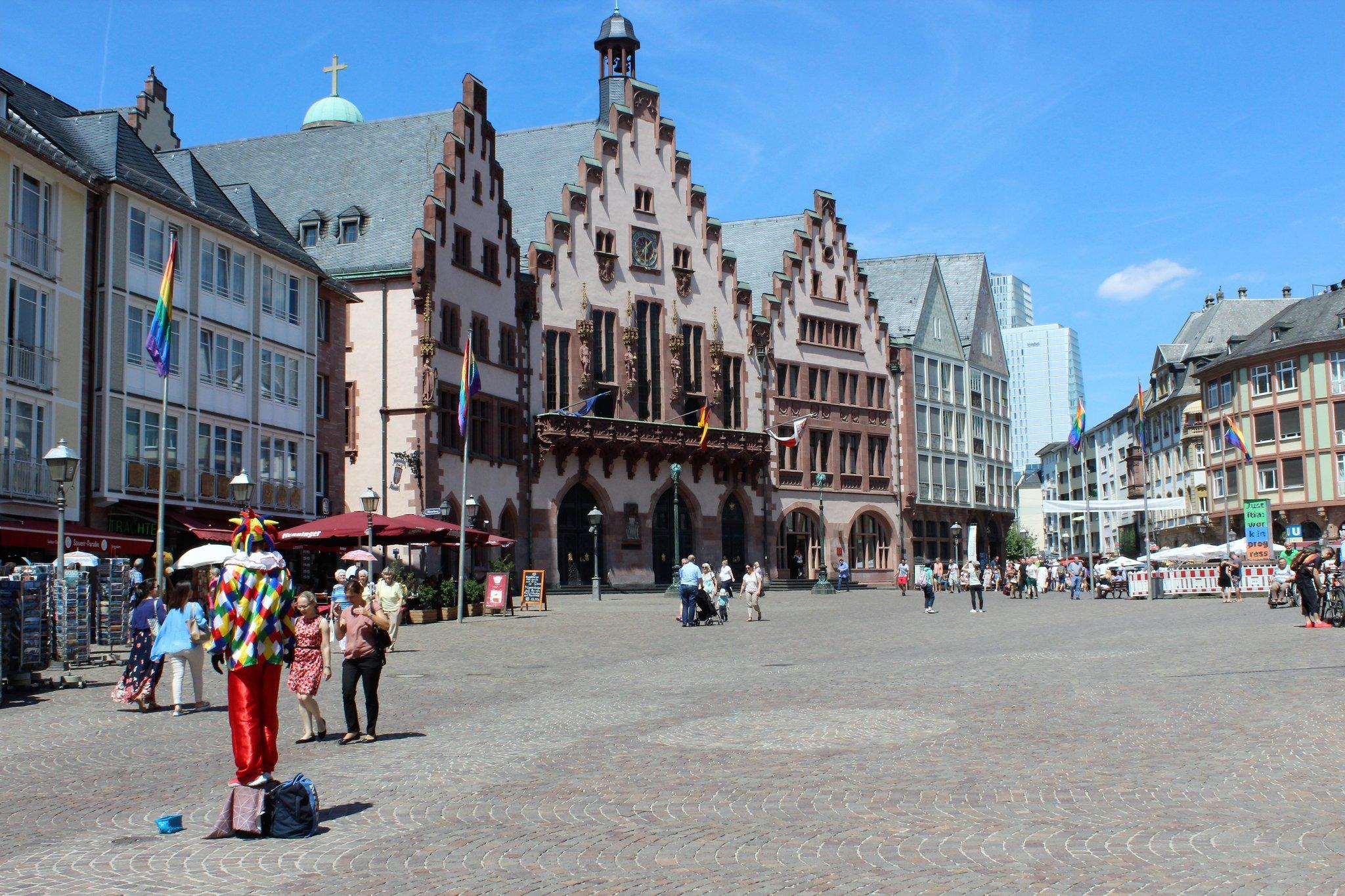 Bochum Nach Frankfurt