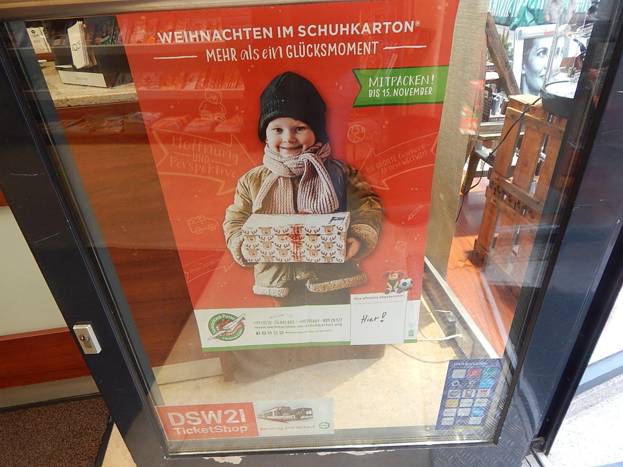 Weihnachten Im Schuhkarton Org.Weihnachten Im Schuhkarton Geschenke Der Hoffnung Dortmund Süd