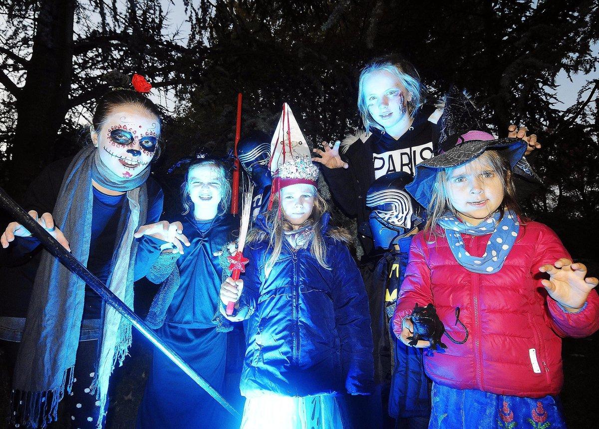 Grosse Halloween Nacht Im Westfalenpark Fur Familien Mit Kindern Bis