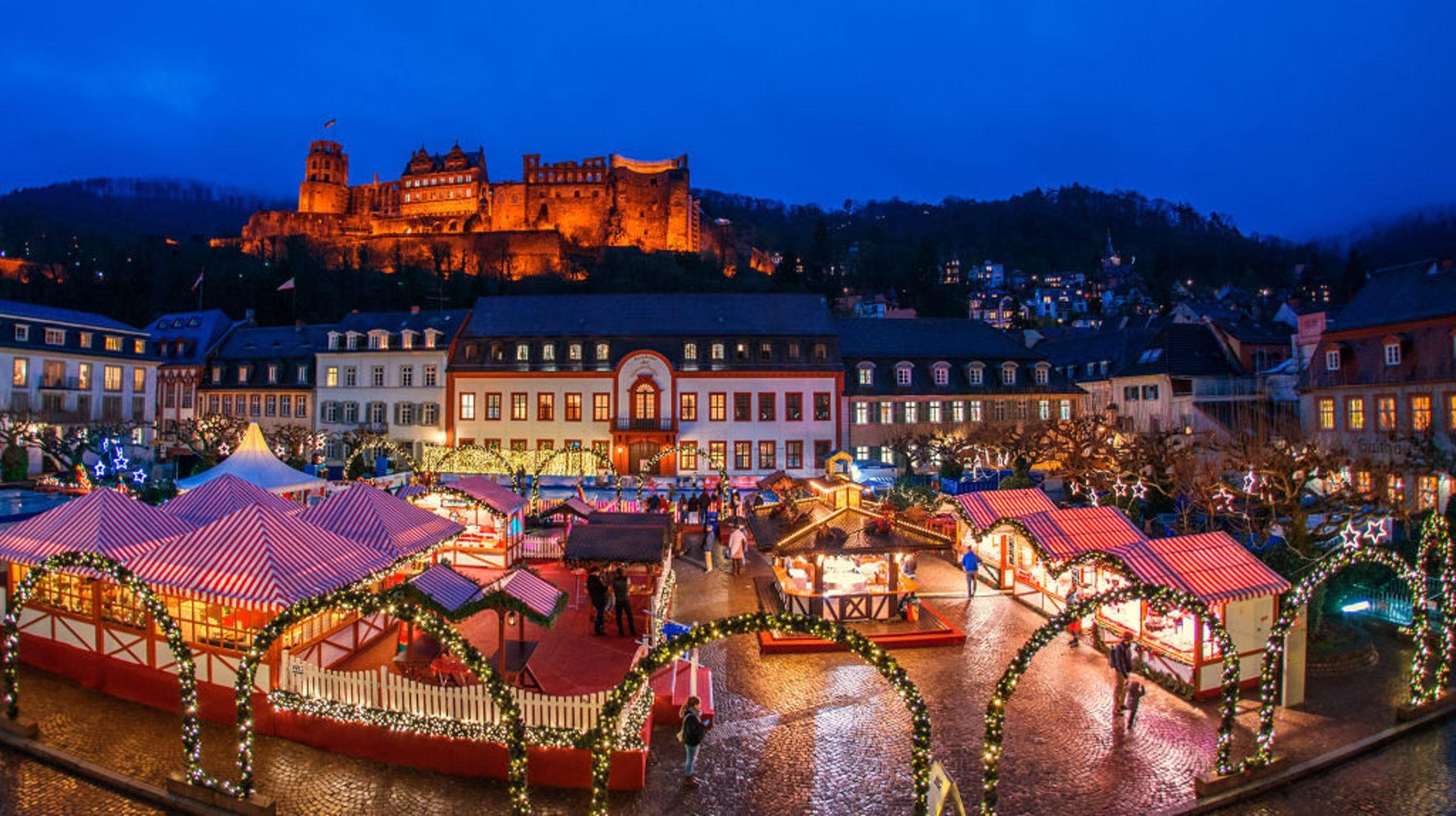 am 2 adventsonntag zum weihnachtsmarkt nach heidelberg. Black Bedroom Furniture Sets. Home Design Ideas