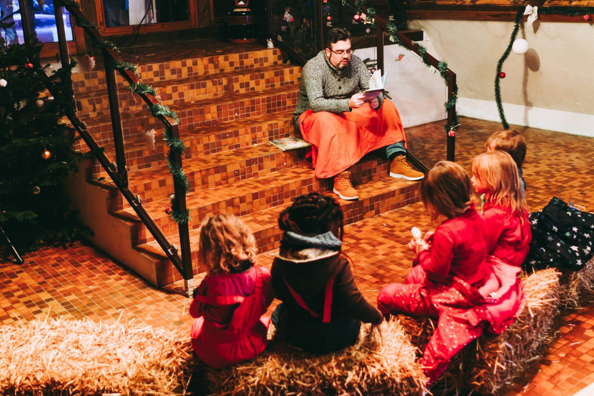 Hüls lädt zum ersten nostalgischen Weihnachtsmarkt rund um den ...