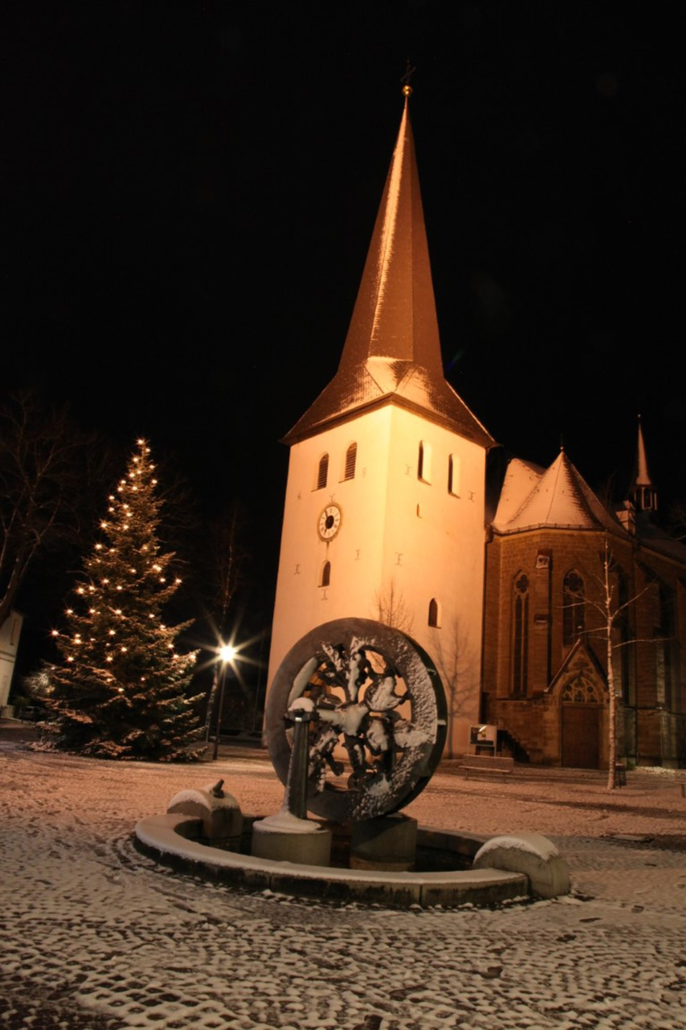 Weihnachtsbaum Brauchtum.Brauchtum Gerettet Auch 2018 Gibt Es Den Weihnachtsbaum In Hüsten