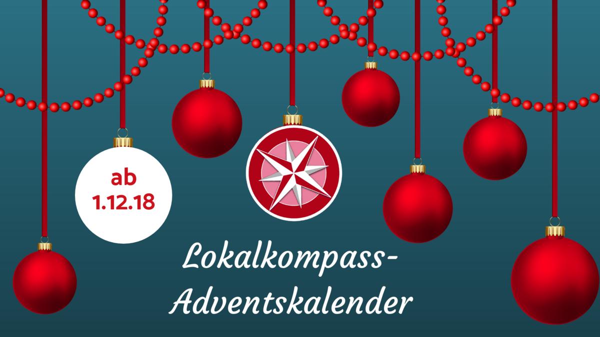 Gewinn Weihnachtskalender.Lokalkompass Adventskalender 2018 Jeden Tag Ein Gewinn Velbert