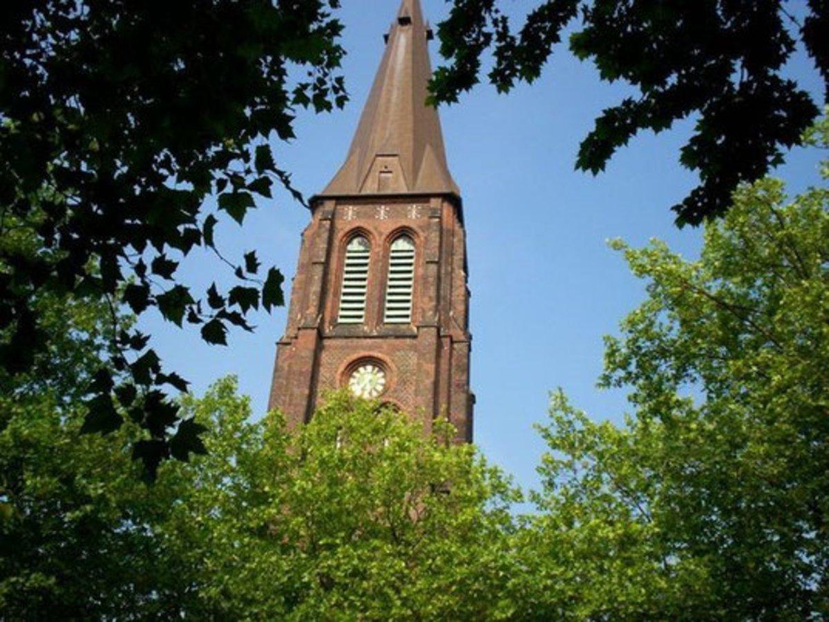 Bauarbeiten an St. Antonius-Kirche in Herten vorerst abgeschlossen ...