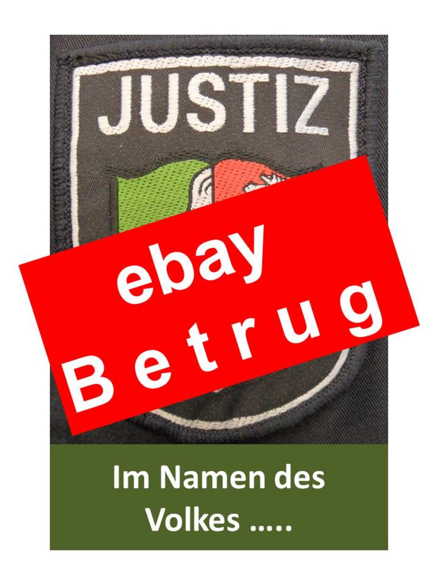 Gerichtsreporter 6 Monate Freiheitsstrafe Wegen Ebay Betrug Bmw